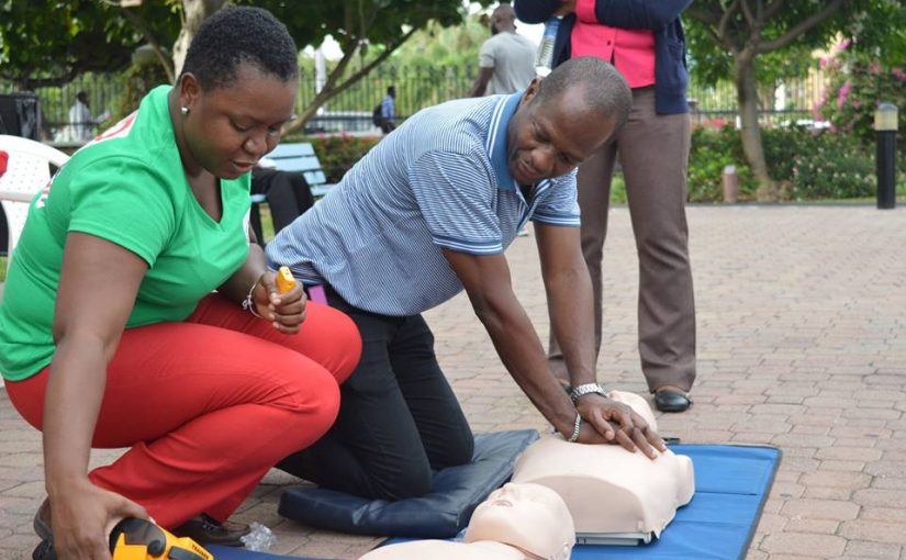 Do you know how to do CPR?