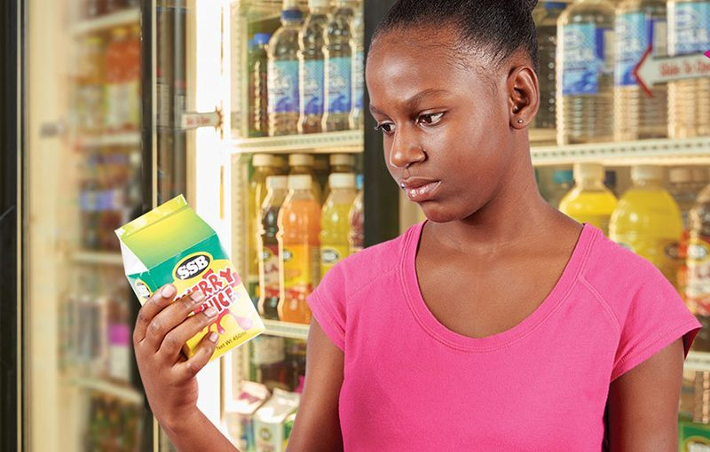 Mass Media Anti-Obesity Campaign To Warn Jamaicans About The Harms Of Sugary Drinks
