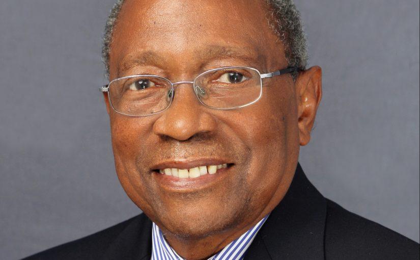 Mr. Winston P. Barrett