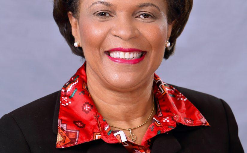 Mrs. Nola Phillpotts Brown