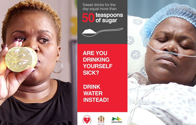 PRESS RELEASE – NINE IN TEN JAMAICANS SUPPORT GOVERNMENT ACTION TO FIGHT GROWING OBESITY PROBLEM