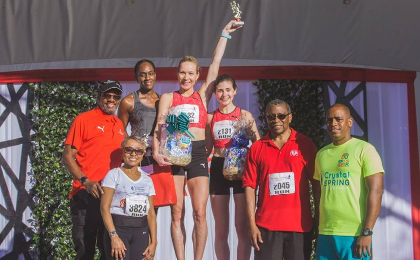 Thomas, Allen, Davidson top 2019 Crystal Spring Run For Your Heart 5K/2K- Jamaica Observer