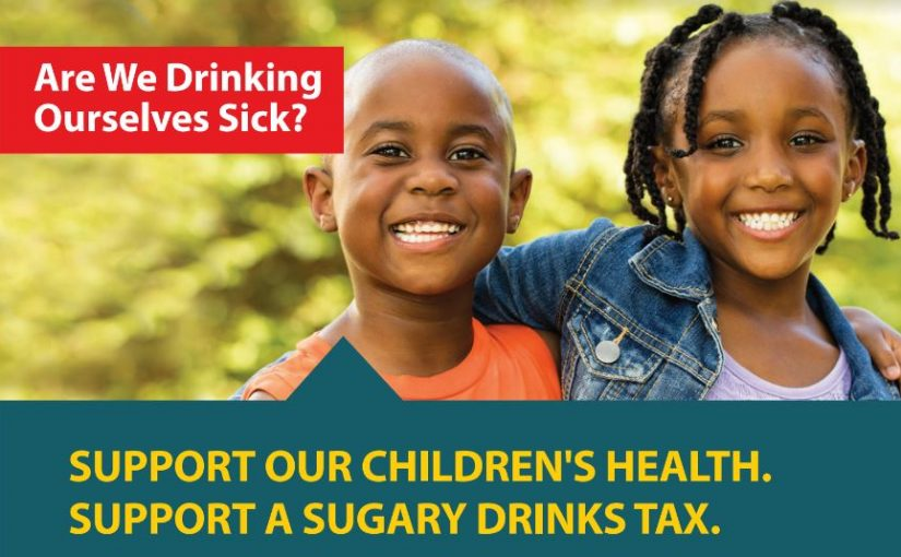 81% of Jamaicans Support a Tax on Sugary Drinks if Revenue Supports Childhood Obesity Prevention Programmes
