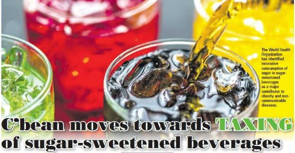 Caribbean Moves towards taxing of sugar sweetened beverages